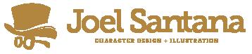 Joel Santana logo